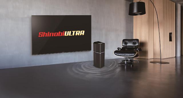 Panasonic launches Shinobi 4K Ultra HD TV TVC featuring Ranbir Kapoor