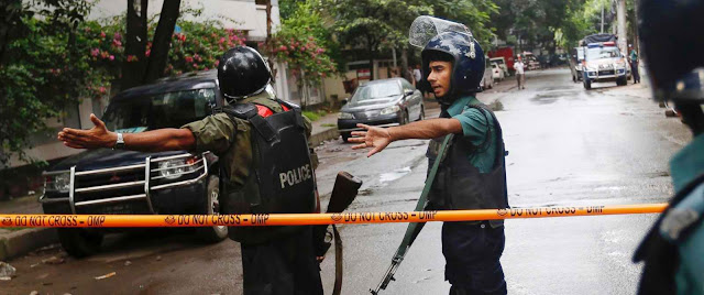 Bangladesh Probes Terror Attack as Government Disputes ISIS Claim of Repsonsibility