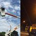 Prefeitura instala novos postes e completa iluminação no Albinópolis