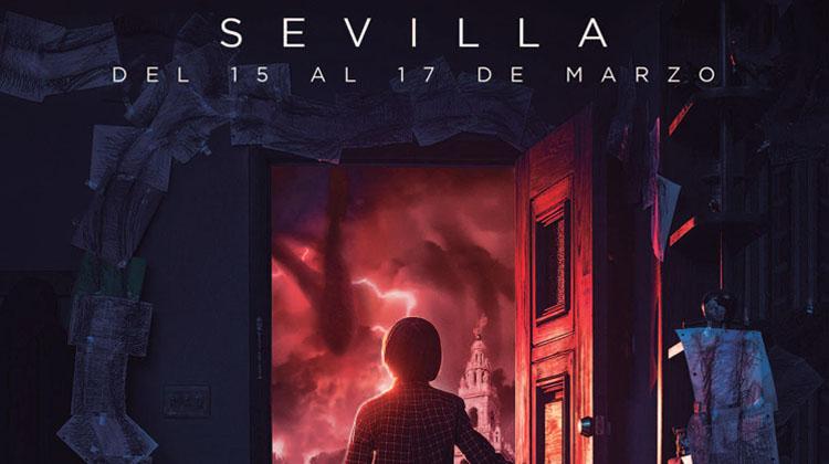Stranger Things llega a Sevilla