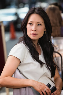 Lucy Liu as Joan Watson in CBS Elementary Season 2 Episode 3 We are Everyone