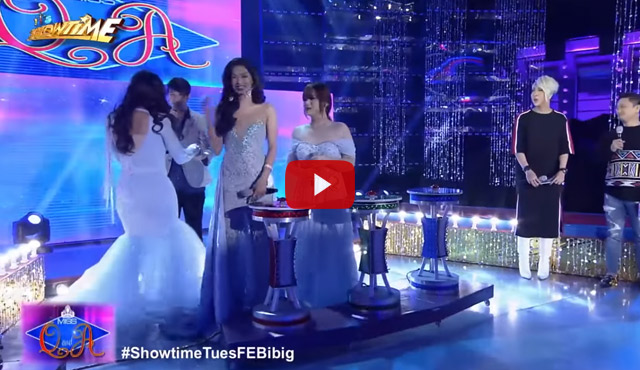 Watch It's Showtime Miss Q and A #ShowtimeTuesFEBibig February 13, 2018