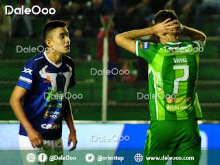 Oriente Petrolero empata 1 a 1 con Sport Boys en el Tahuichi - DaleOoo