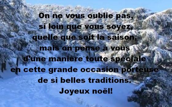 Texte Pour Noel Messages Damour