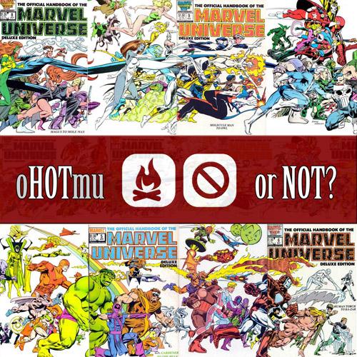 Siskoid's Blog of Geekery: oHOTmu or NOT Ep 16: Bushmaster
