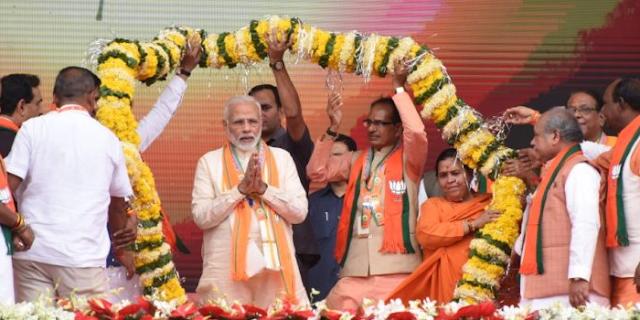 NARENDRA MODI: 80 विधानसभा सीटों पर प्रचार किया, 57 पर भाजपा हार हारीं | NATIONAL NEWS