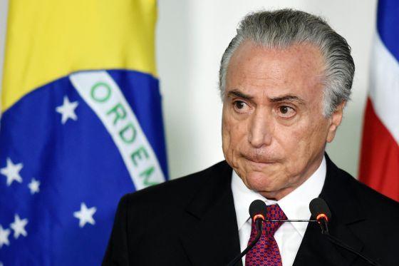 POLÍTICA: Temer tem reprovação próxima da de Dilma antes do Impeachment