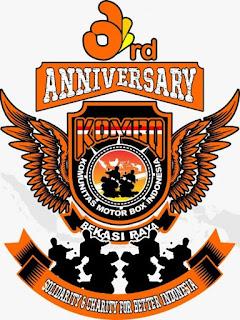 Prepare brads! 2 hari lagi Anniversary ke 3 Kombo Bekasi Raya