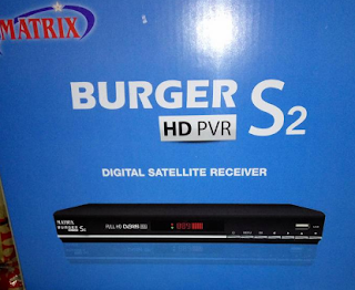 Receiver Matrix Burger S2