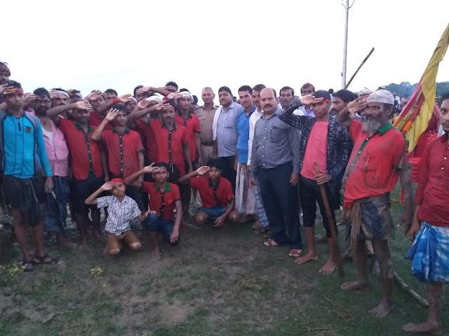 Muharram in katihar kadwa