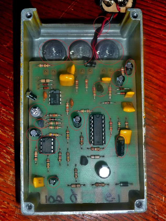 Osg Repair Log By Timbo 93631 Offsetguitars Com