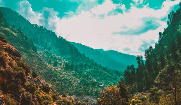 Manali natural view