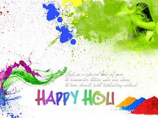 Advance Happy Holi Images