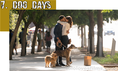 Dog Days 2018 movie Vanessa Hudgens