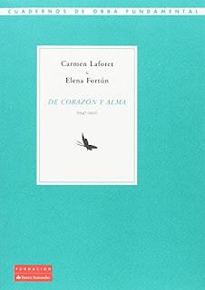 """""""De corazón y alma"""" - Carmen Laforet, Elena Fortún"""