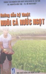 Hướng Dẫn Kỹ Thuật Nuôi Cá Nước Ngọt - Nguyễn Hữu Thọ