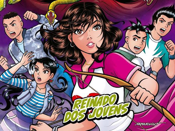 [Atualizada] Lançamentos de julho: Panini Comics - Maurício de Sousa