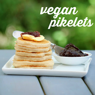 The Best Vegan Pikelets Recipe