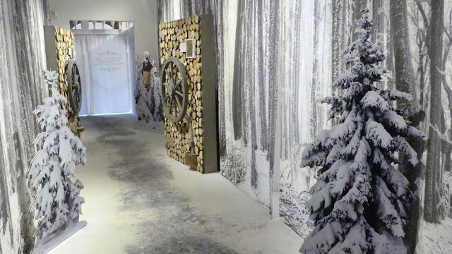 Winterausstellung Drei Haselnüsse für Aschenbrödel auf Schloss Moritzburg