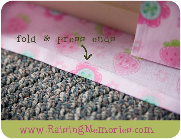 Removable Washable DIY Fabric Window Seat Cover