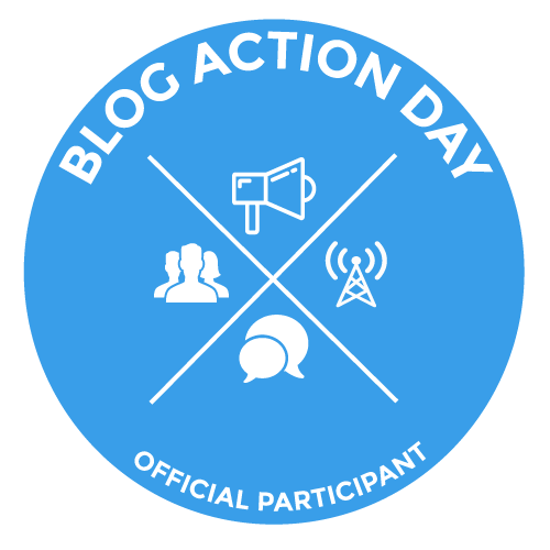 Blog Action Day Badge