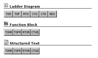 How to program an Allen Bradley PLC: Timer and Counter Instructions