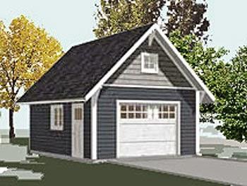 Craftsman Style Garage Plans ~ Garage Plans Blog - Behm ...