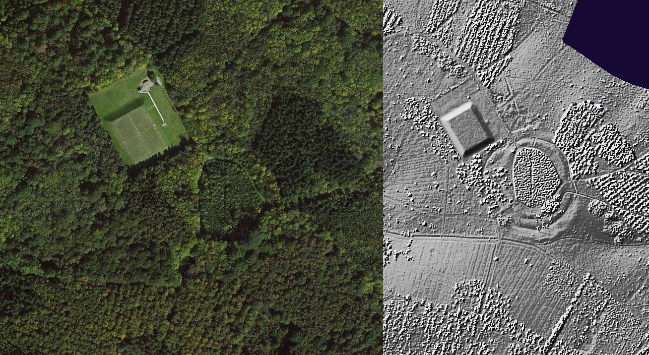 Simple How To View Free LIDAR Mapping     - www Sarsen org