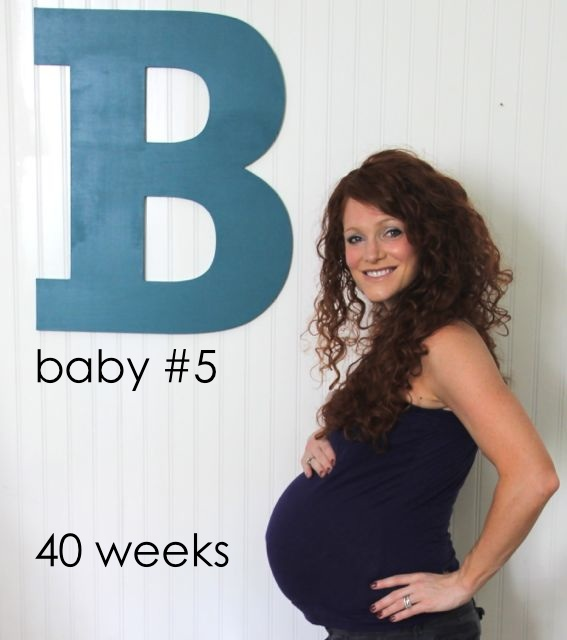 Baby dating while pregnant