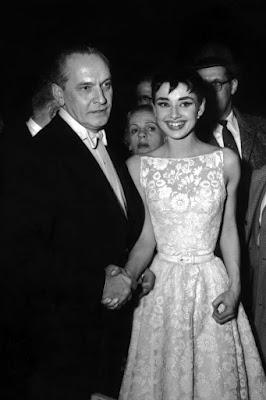 At the 1954 Oscars
