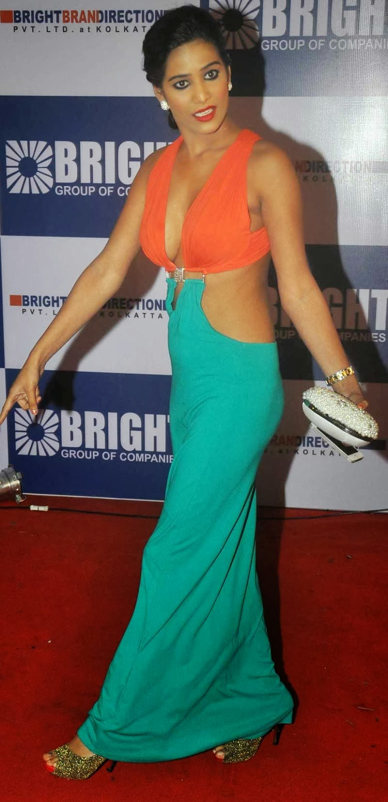 Poonam Pandey Latest Hot Cleavage Show Stills - Hot Blog -9424