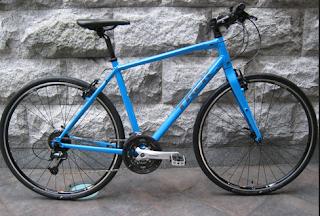 Stolen Bicycle - Trek 7.4fx