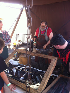 smithing demo forge