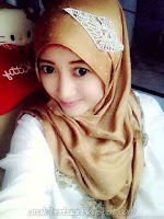Foto Cewek Cantik dan Imut or Cute Pakai Jilbab