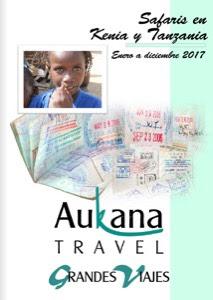 Safaris Kenia y Tanzania 2017