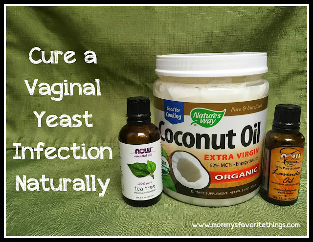 Cure a Vaginal Yeast Infection NATURALLY!
