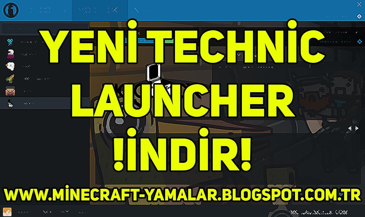 Technic launcher cracked Indir gezginler