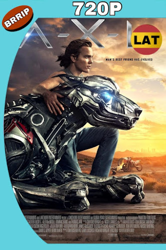 A-X-L (2018) BRRIP 720P LATINO-INGLES MKV