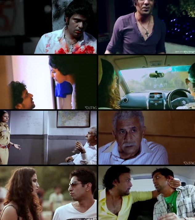 Charlie Kay Chakkar Mein 2015 Hindi 480p DVDRip