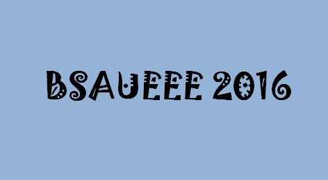 BSAUEEE 2017 Logo