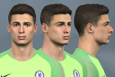 PES 2017 Faces Kepa Arrizabalaga by WER Facemaker