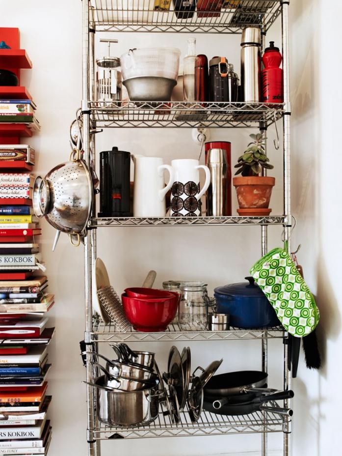 Kitchen shelfie-Jonas Ingerstedt Interiors Photography