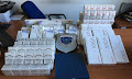 Πάτρα: 9.000 πακέτα τσιγάρα έκρυβε στην καμπίνα του φορτηγού 52χρονος