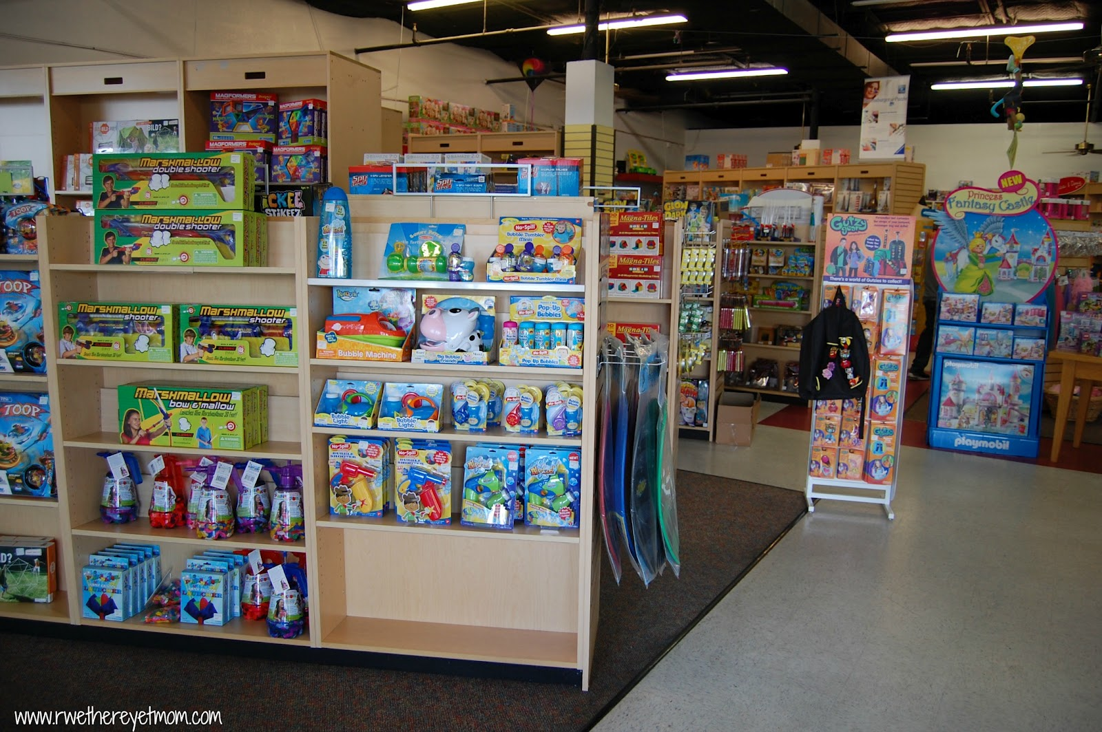 740e7d227698d Kaleidoscope Toys is more than a toy store. They bring in educational  programs for the community on a regular basis. This month