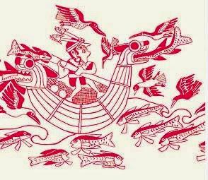 Moche, el pescador