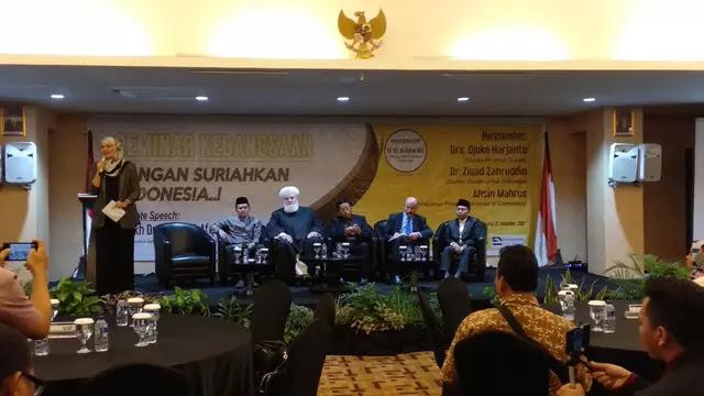 Pesan Mufti Suriah untuk Indonesia, Sebut Negaranya Hancur karena Provokasi Agama