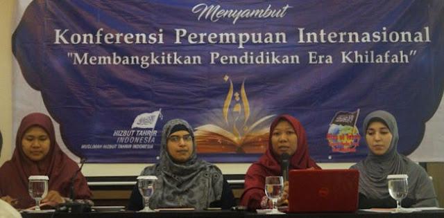 Krisis Pendidikan, Muslimah HTI Usul Terapkan Pendidikan Islam