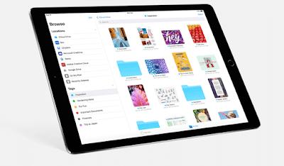 [وینه: iOS-11-iPad-Files-app.png]