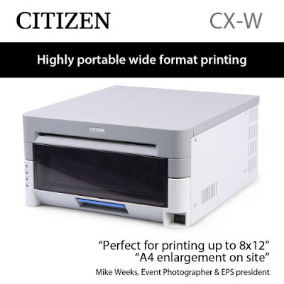 Citizen CX-W Printer Driver Download