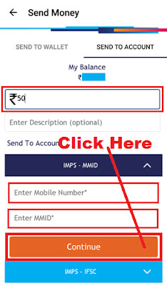how to transfer money from sbi buddy to account